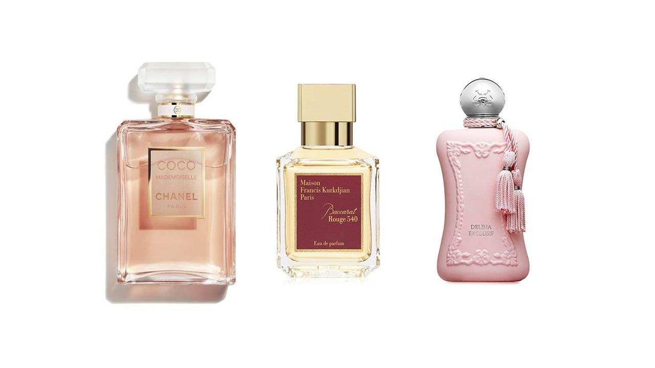 Kokunuzla mest edin: Erkeklerin en bayıldığı 25 kadın parfümü