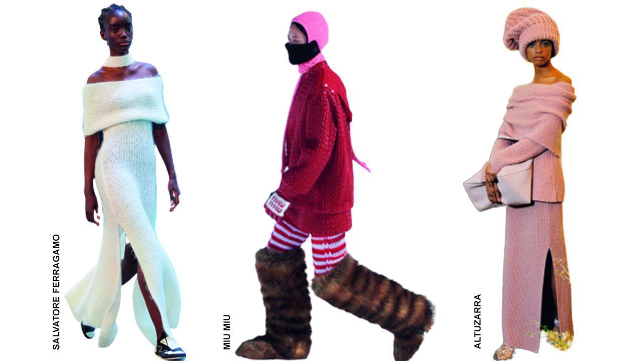 2021-2022 sonbahar kış modasından 6 trendi: Metalik, pofuduk ve kat kat - Sayfa 2