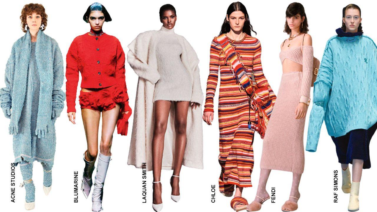 2021-2022 sonbahar kış modasından 6 trendi: Metalik, pofuduk ve kat kat - Sayfa 1