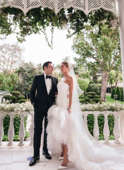 Hacı Sabancı ile Nazlı Kayı evlendi: Nikahtan notlar - Sayfa 1