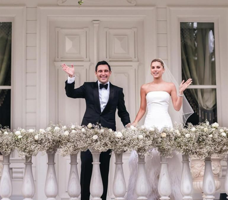 Hacı Sabancı ile Nazlı Kayı evlendi: Nikahtan notlar - Sayfa 2