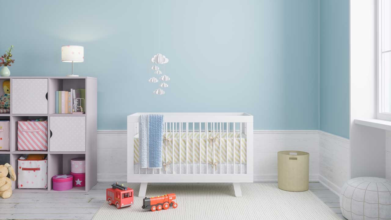 Kaliteli bir uyku için bebek odası nasıl olmalı?