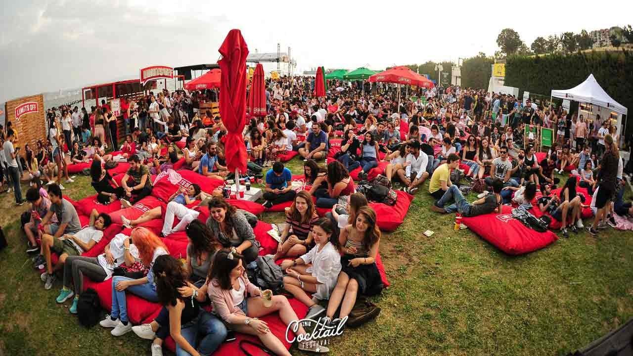 'Cocktail Festivali' 23 Ekim'de İzmir Arena'da! Kayna