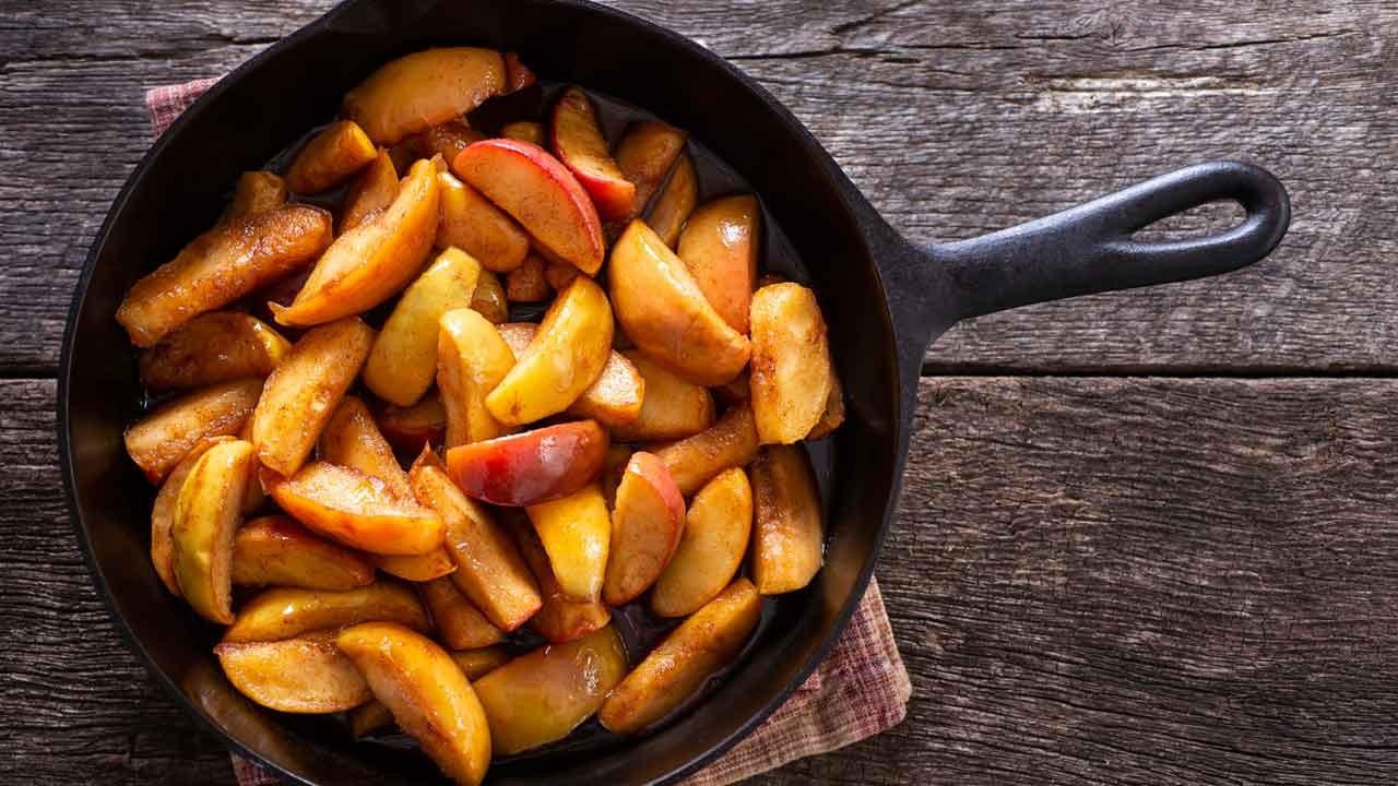Tarçınlı elma tatlısı tarifi