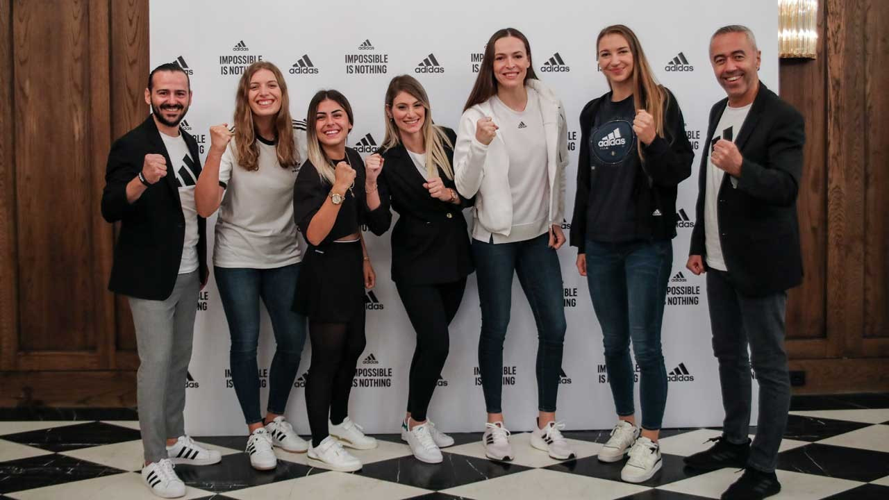 Adidas'ın 'İmpossible is nothing' kampanyası geri dönüyo
