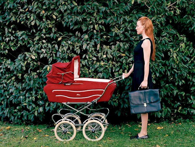 Türkiye'de çalışan anne olmak