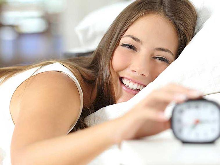 Uyku Saatlerinize Dikkat Ederek Genç Kalın
