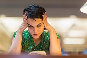 En çok hangi konu stres yaşamanıza neden oluyor?