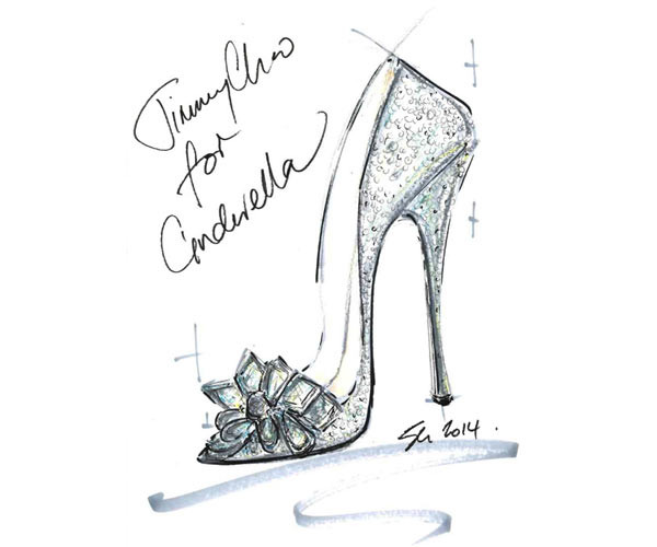 Cinderella'nın ayakkabıları - Sayfa 1