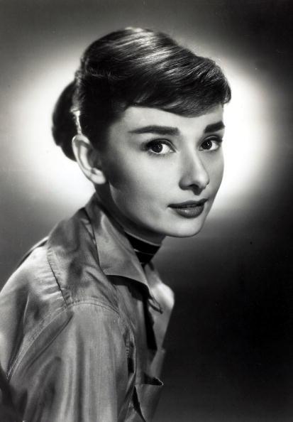 Audrey Hepburn fotoğraflarıyla ile zamanda yolculuk