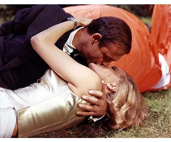 İkonik öpücükler