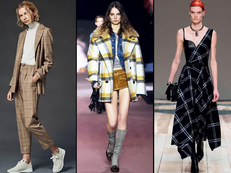 Moda dünyasının sonbahar-kış desen defteri