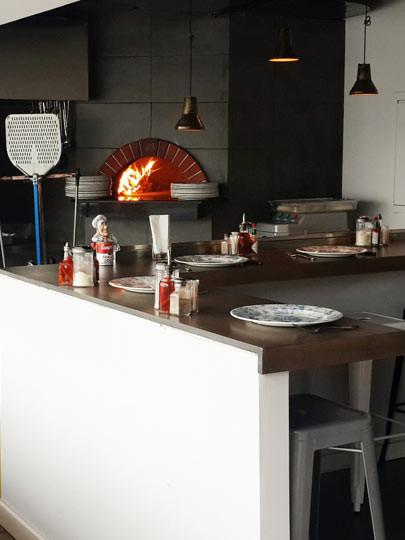 Emirgan'da yeni bir pizzacı: Pizza Emirgan