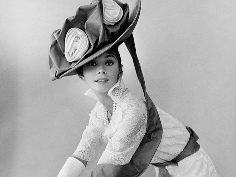 İlelebet ilham perisi Audrey Hepburn