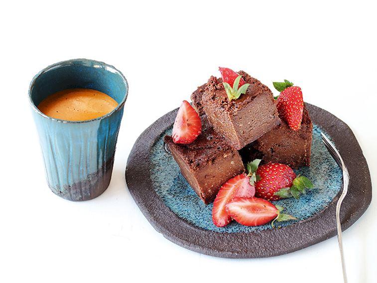 Unsuz brownie