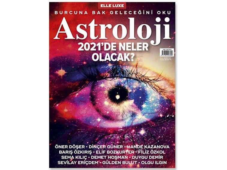 Astroloji 2021 Dergisi çıktı!