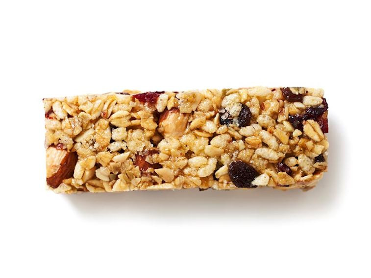 Hindistan cevizi yağlı granola bar