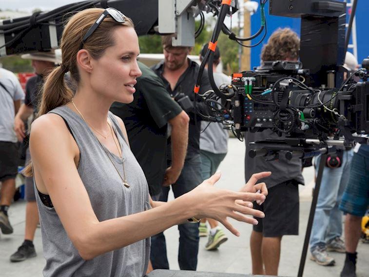 Angelina Jolie yine yönetmen koltuğunda