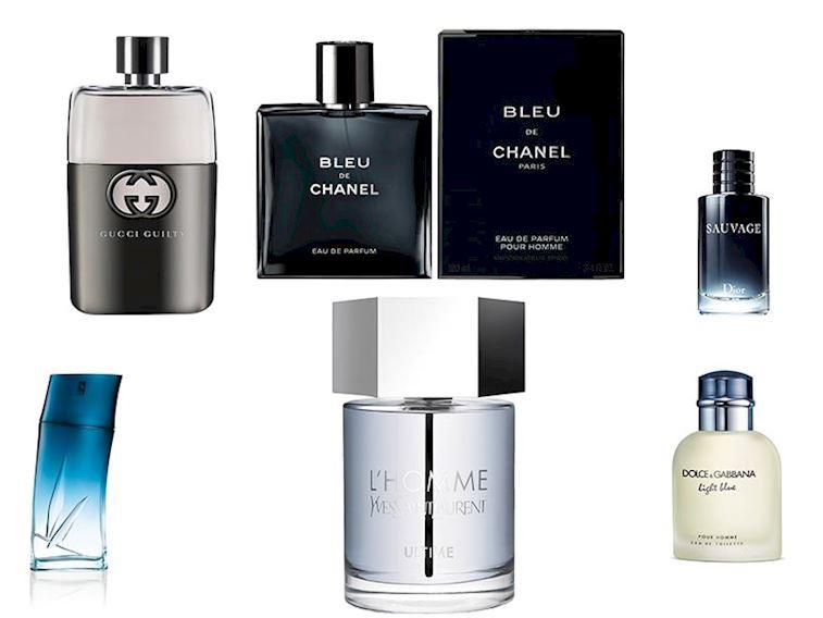 Karşı konulmaz erkek parfümleri