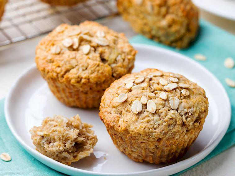 Sağlıklı ve lezzetli: Elmalı muffin