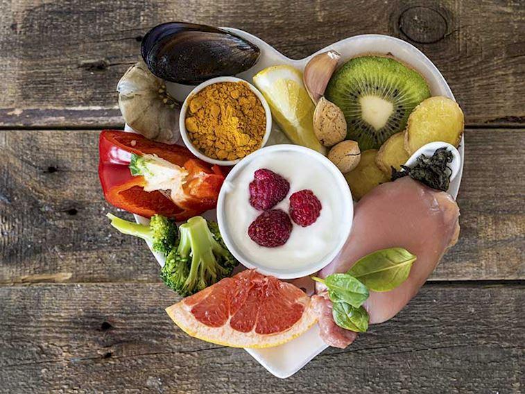 Bağışıklık sistemini güçlendiren besinler hangileri?