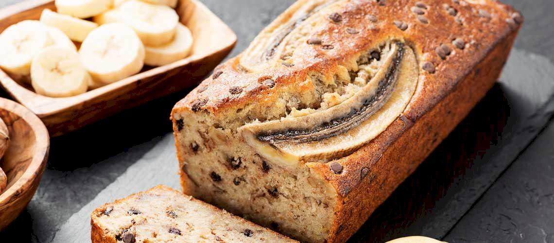 Ekmeğe Farklı Bir Yorum: Muzlu Ekmek