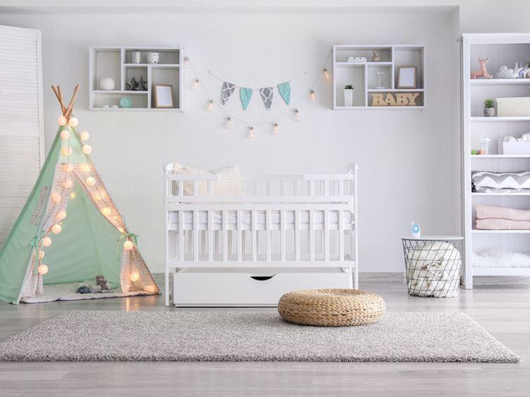 Bebeğinizin rahat uyuması için yatak odası nasıl dizayn edilmeli?