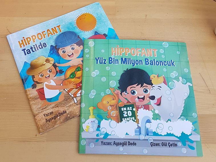 Çocuklar HiPP Kitap Kulübü İle Büyüyor