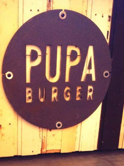 Pupa Burger
