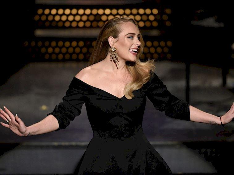 Adele'in katıldığı programda en yüksek reytingleri yakaladı