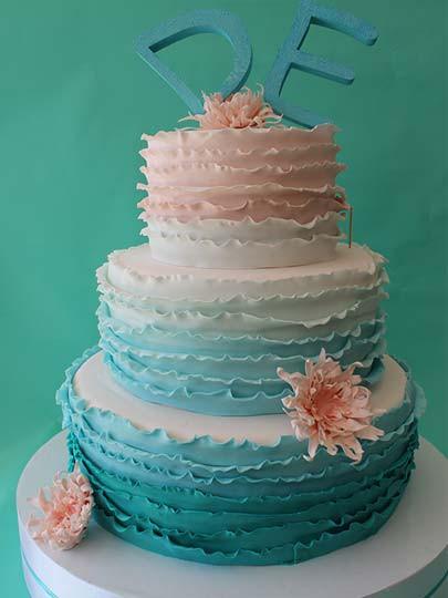 Özel bir pasta