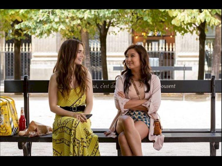 Netflix'ten yepyeni bir dizi: Emily in Paris