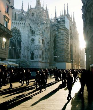 Milano'da şu anda ne 'in'?