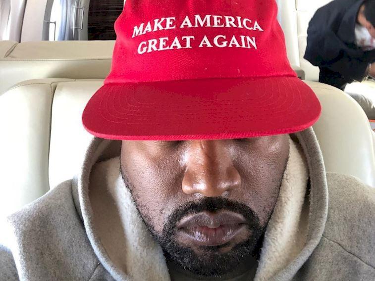 Rap yıldızı Kanye West ABD Seçimlerinde 61 bin oy aldı