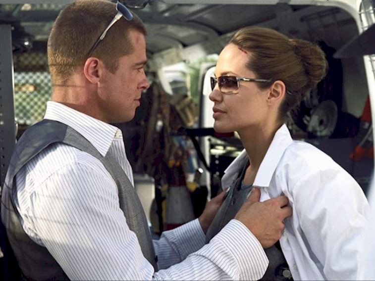 Angelina Jolie ve Brad Pitt boşanmasından yeni haber
