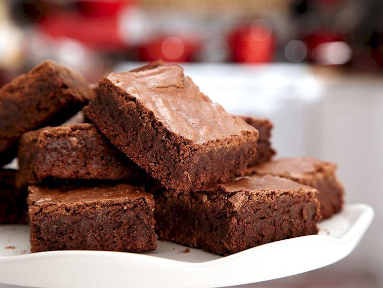 Glutensiz brownie