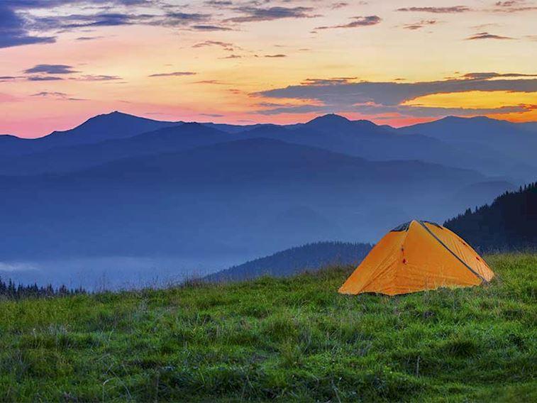 Keyifli Bir Kamp İçin
