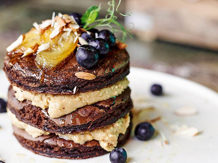 Panpora pancake