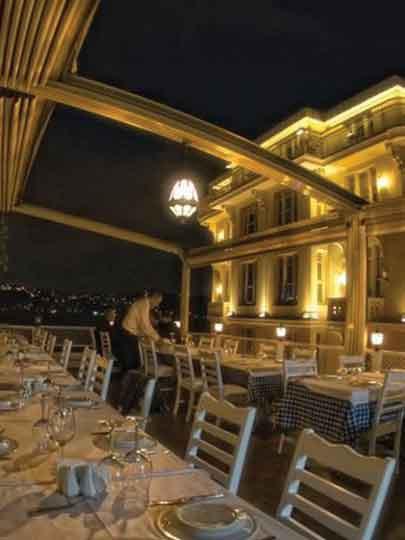 Ortaköy Bodrum Restaurant Café'den annelere özel!