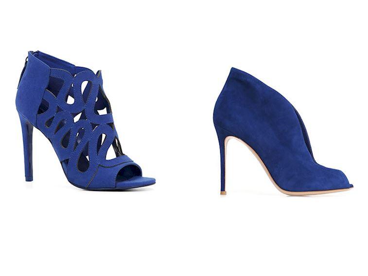 Hangi mavi ayakkabıyı daha çok sevdiniz?